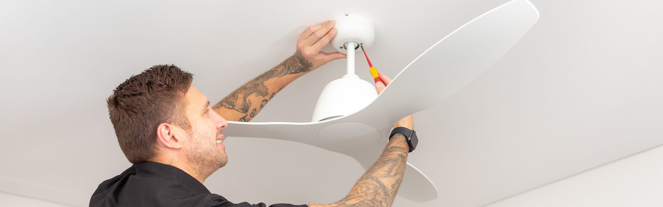 Ceiling Fan Electrician - Electrician Caringbah - Electrician Sutherland Shire