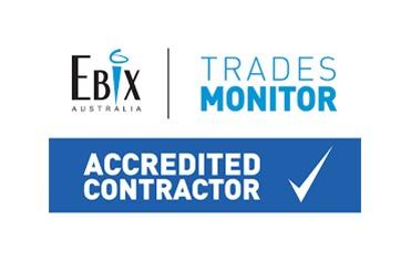 Ebix Trades Monitor Accredited Contractor
