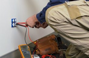 sutherland shire emergency electrician fault finding a switchboard