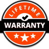 Lifetime Warranty on Electrical Services. True Local Electricians