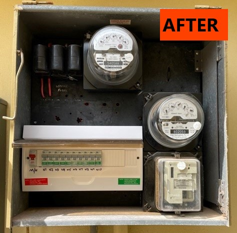 Switchboard Upgrade to Safety swtiches in Sutherland Shire