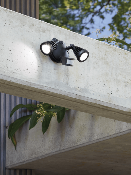 security lighting electrician in the sutherland shire